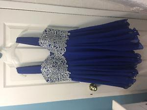 Beautiful prom or special occasion dress