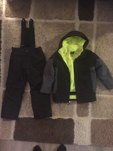 Brand new children's place snow suit