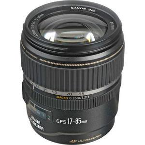 Canon EF-S mm IS USM f/4-5.6 zoom lens (As New)