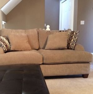 Couch and Love Seat, Like New Must GO