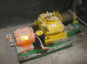 Electric Cable Drum winch