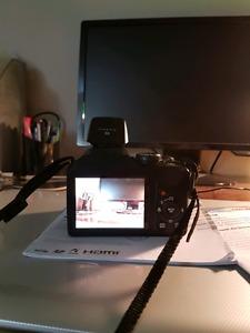 Fujifilm digital camera: 16 megapixels