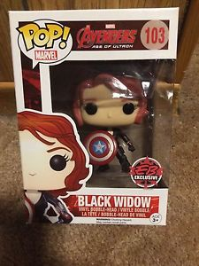Funko Marvel Black Widow EB Exclusive