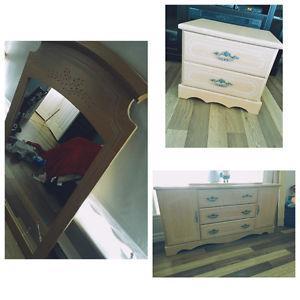 Furniture Set NEED GONE 225 OBO