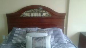 Furniture and Bed set in Good Condition!! NEED GONE ASAP