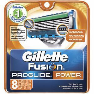 Gillette Fusion Proglide Men's Razor Blade Refills