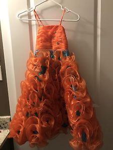 Kids ball gown
