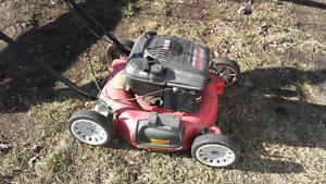 Lawn mower. Runs but need throttle cable