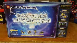 Lego Mind Storms Building Set