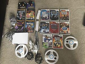 Limited edition Wii with built in game cube