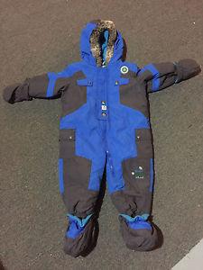 One piece Snow suit -24 months