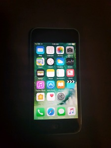 PERFECTLY WORKING IPHONE 5C TELUS/KOODO ONLY $100 WITH