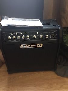 Perfect condition line 6 guitar amp
