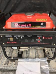 PowerG W Generator