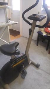 Pursuit upright bike