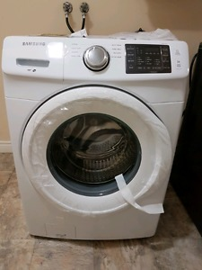 Samsung front load washer (brand new, never used!!)