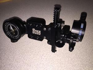 Spot Hogg Boss Hogg Single Pin Sight (NEW)