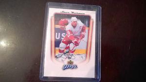 Steve Yzerman MVP Upper Deck Hockey Card #441