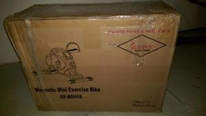 Sunny Health & Fitness SF-B Magnetic Mini Exercise Bike