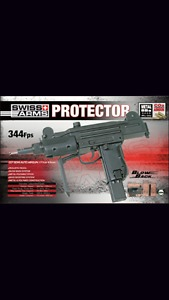 Swiss Arms Protector Uzibb full size heavy brand new in box