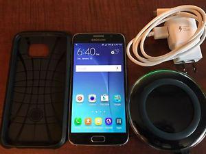 Unlocked Samsung Galaxy s6 (w/ Wireless Charging Pad)