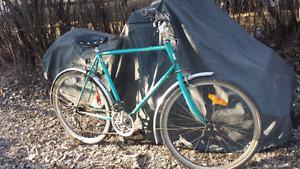 Vintage 12 speed mens bicycle