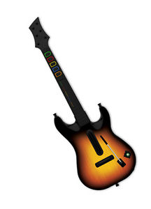 Wanted: Looking For Xbox 360 'Guitar Hero' Guitar