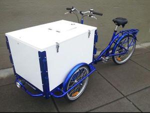 Wanted: Looking for Ice Cream Bike