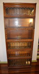 Wanted: Purchasing Antique Oak Stacking Bookcase & File