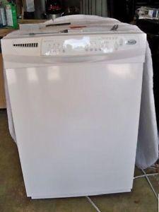 how to clean whirlpool dishwasher quiet partner iii