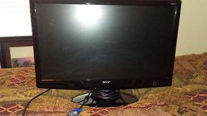 acer 22'' monitor with hdmi cord