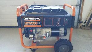 for sale  generator generac (like new)