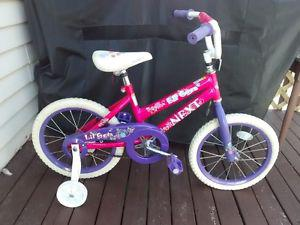 16 in Girls Bicycle