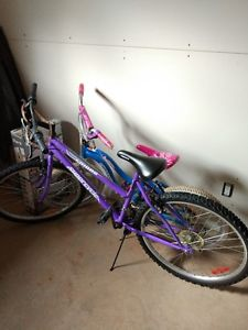"20"" girl's bike for sale"