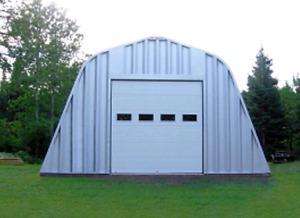 30 x 40 steel building.