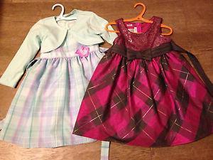 Beautiful 4T Girl Dresses