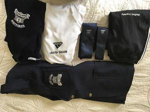 Boys Bedford Academy Uniform - Perfect for Grade 8/9