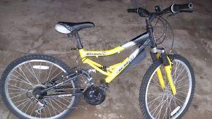 Boys bike for age 7-10