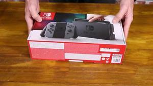 Brand New Nintendo Switch w/ ++