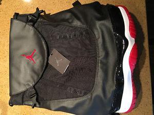 Brand New With Tags Air Jordan 11 Bred Premium Bookbag
