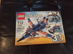 Brand new sealed Lego set.