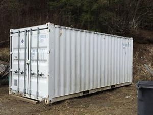 C Can Shipping Container