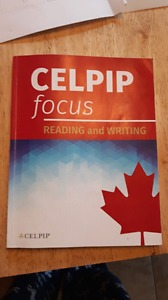 CELPIP focus reading and writing