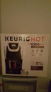 Coffee Maker Keurig - Brand New