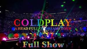 Coldplay Tickets - Bell Centre August 9th (Billets Coldplay)