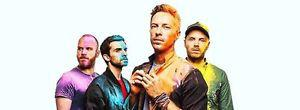Coldplay Tickets (September ) Sec
