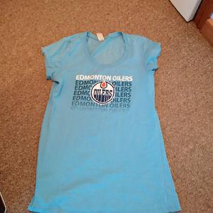 Edmonton Oilers Sleep Shirt