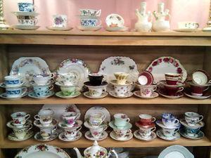 FINE BONE CHINE TEACUPS TEA CUPS DINNER TEA SETS MORE