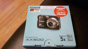 Fujifilm finepix ax500 camera like brand new