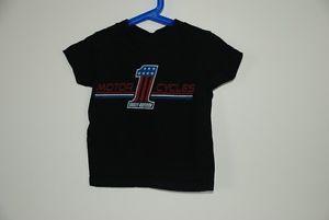 Harley Davidson T-shirt Size 2T